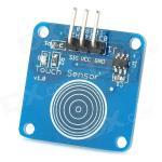 Arduinoでタッチセンサー