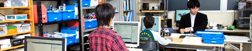ロボット教室(SCCIP) - アクシオン