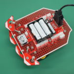 TJ3B で超音波センサ HC-SR04 を使いたい!