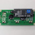 LCD1602をI2C化